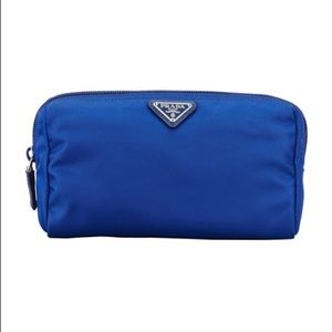 Prada cosmetics pouch-  a must have